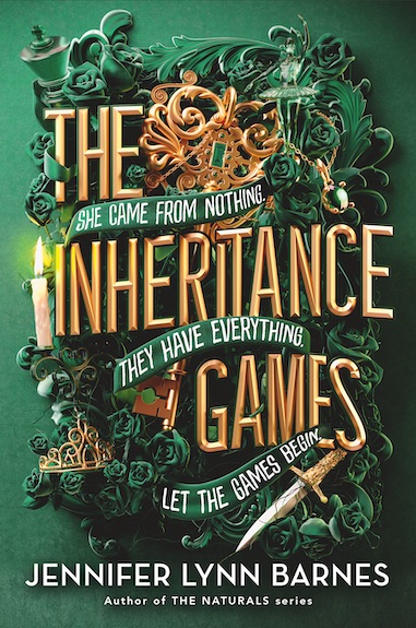 The Inheritance Games Review (Book Tour)