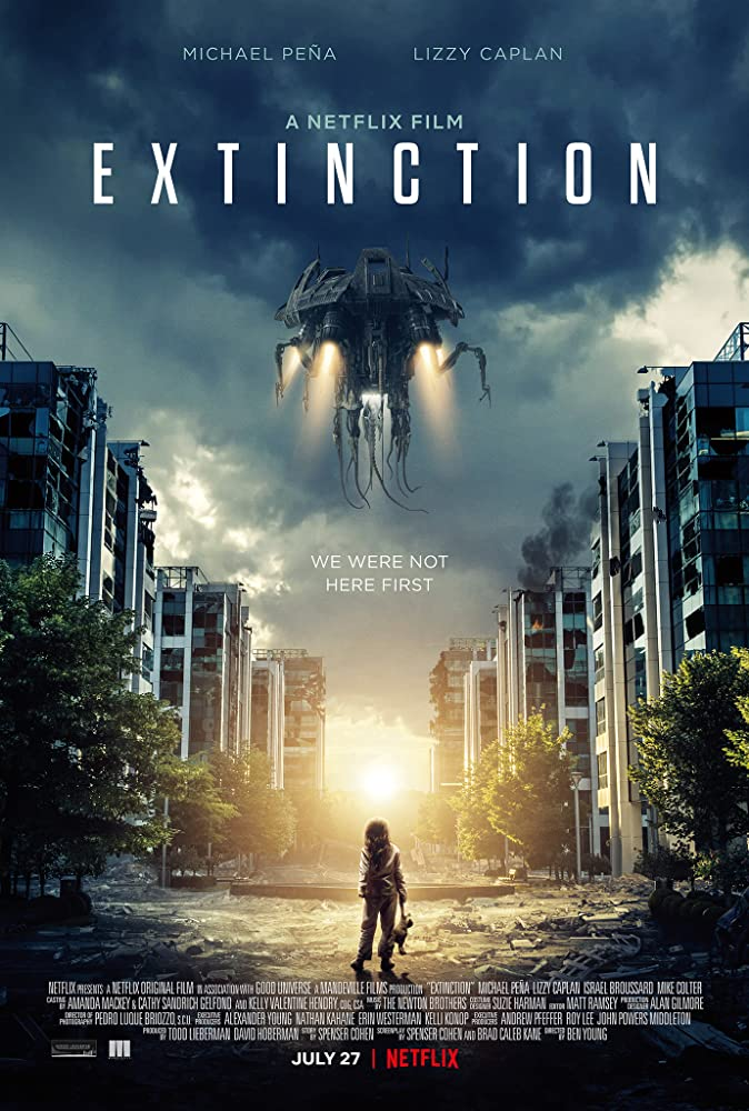 Extinction (2018) Review