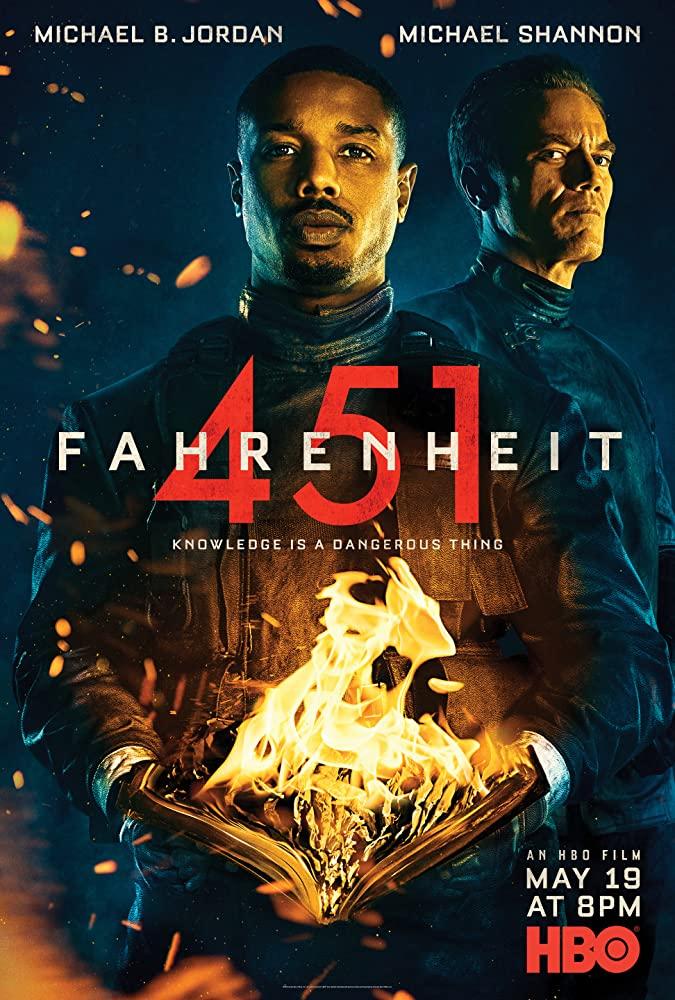 Fahrenheit 451 (2018)Review