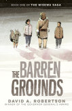 The Barren Grounds Book Tour: Review, 15 Thoughts While Reading, and Fan-Art