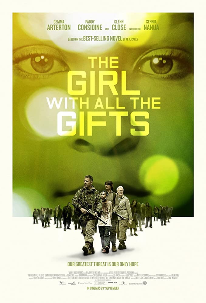 The Girl with All the Gifts (2016) Review