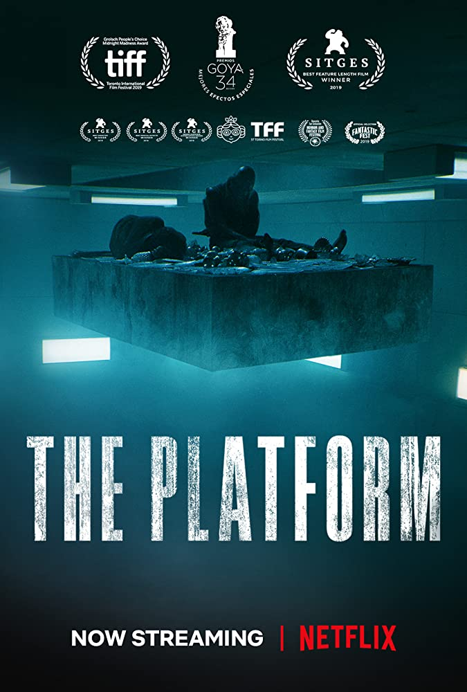 The Platform (or El Hoyo) (2019) Review