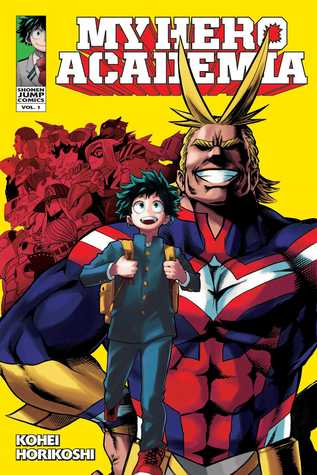 My Hero Academia Vol. 1 Review