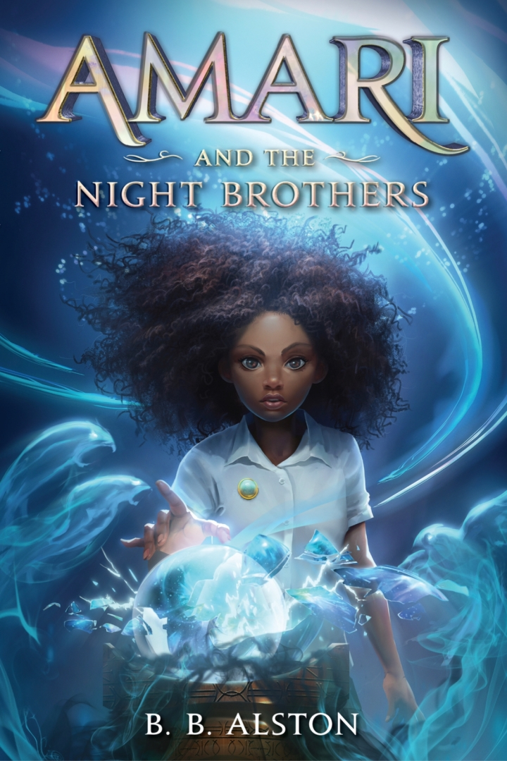 Amari and the Night Brothers Review (Blog Tour)