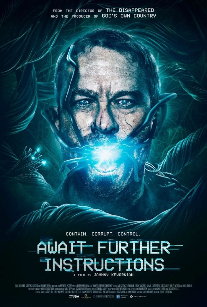 Await Further Instructions (2018) Review