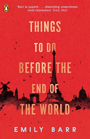 Things to Do Before the End of the World Review(#BookTour)